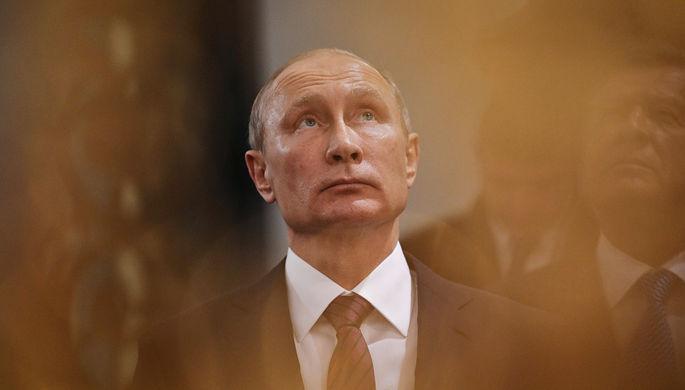 Путин: военная операция в Сирии завершается