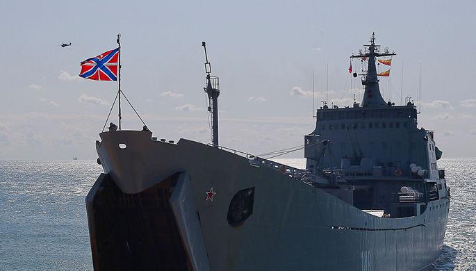«Плачевное состояние»: в Киеве оценили флот России