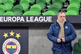 Главный тренер турецкого «Фенербахче» Дик Адвокат — главный кандидат на должность наставника сборной Голландии