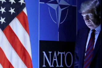 Надо в НАТО: почему Грузию и Украину не берут в альянс