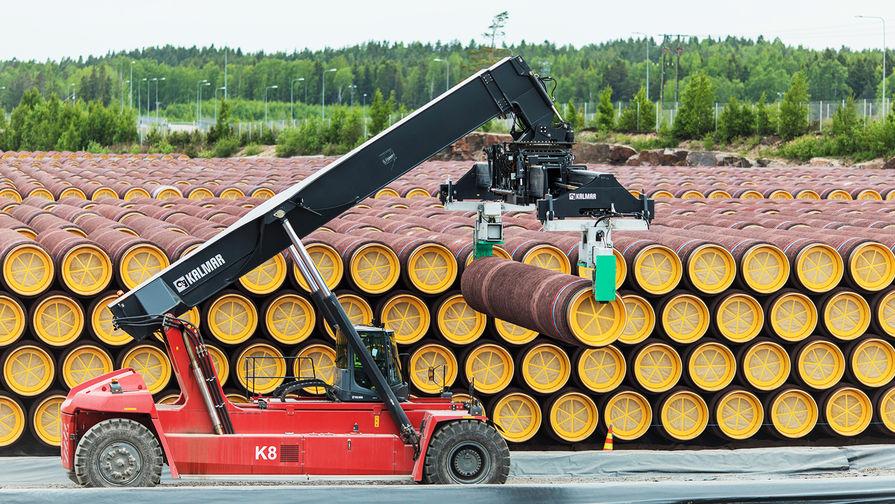 Русалочка против: Дания блокирует «Северный поток-2»