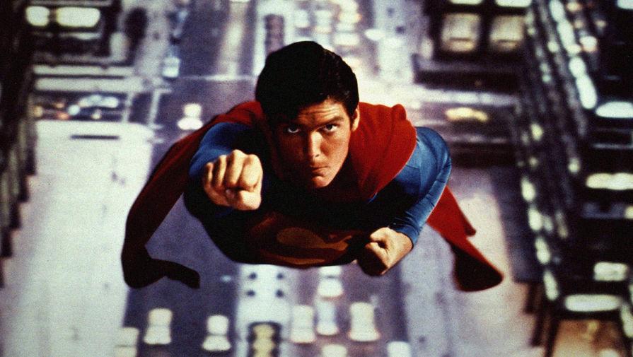 Кадр из фильма «Супермен» (1978)