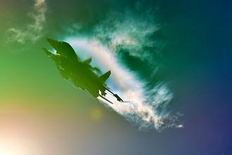Столкнулись и запутались: как погибли пилоты Су-34