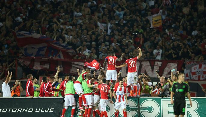 Нападающий «Зенита» Александр Кокорин своим дублем вывел команду в групповой этап Лиги Европы