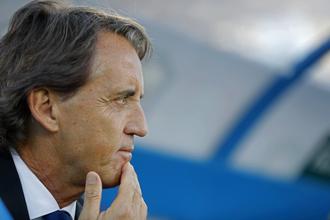 Главный тренер «Зенита» Роберто Манчини задумался об уходе