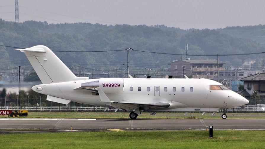 Военный самолет США провел многочасовую разведку у западных границ России и Белоруссии