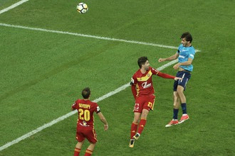 «Зенит» проиграл тульскому «Арсеналу» в матче 13-го тура РФПЛ