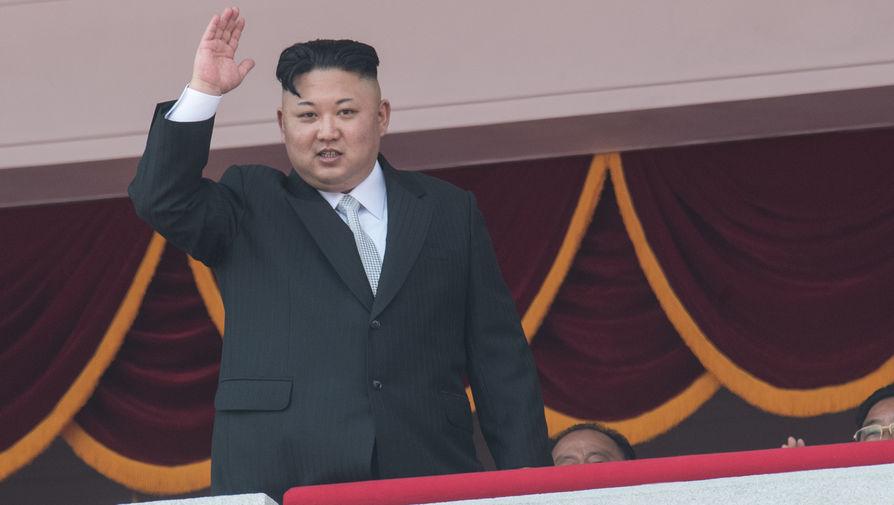 В Пхеньяне прошел концерт в честь Ким Чен Ына