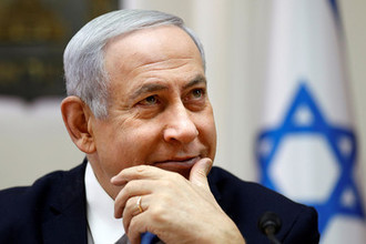 Обсудили Сирию: Путин поздравил Нетаньяху с юбилеем