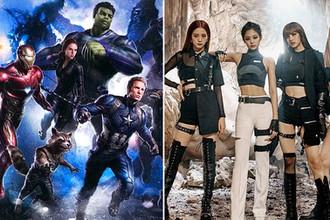 «Мстители» и корейский герл-бэнд: как в США выбрали лучших