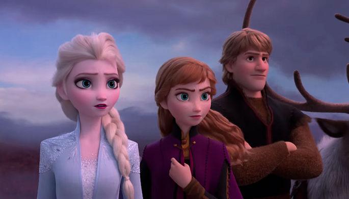 Disney захватил зрителей: что смотрят американцы