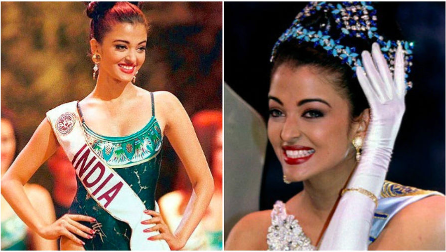 Айшварья Рай (Индия), 21 год, Мисс Мира — 1994