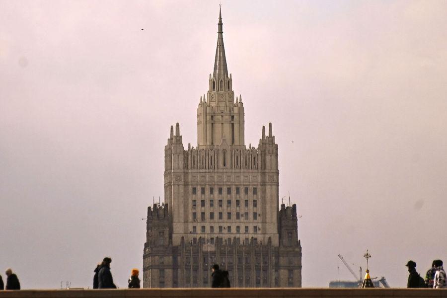 Москва заявила решительный протест из-за отказа выдать эстонскую визу дипломату