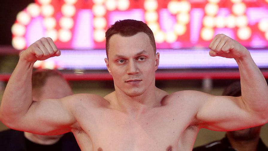 Боец ММА Артем Тарасов