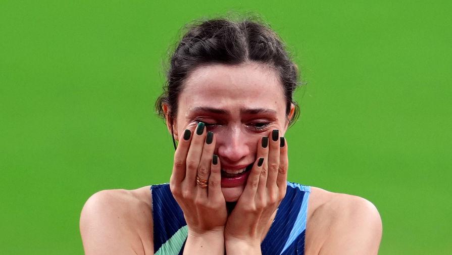 Олимпийская чемпионка Ласицкене выиграла финал Бриллиантовой лиги в Цюрихе
