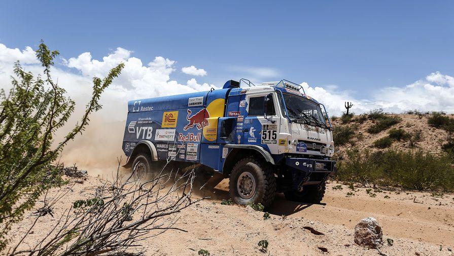 На ралли-марафоне «Дакар-2017» завершились уже девять этапов