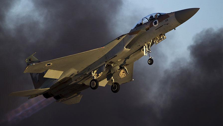 Дали сдачи: Израиль бьет по Сирии