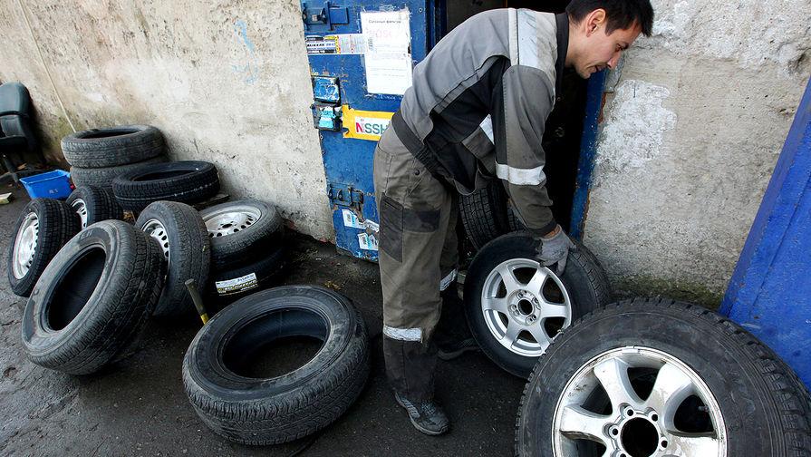 Дептранс советует московским автомобилистам сменить резину на зимнюю