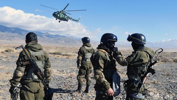 Россия выразила готовность обсуждать создание второй военной базы в Киргизии
