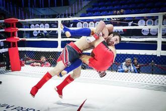 Чемпионат России ММА