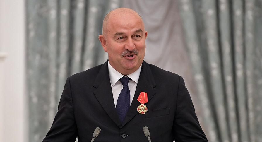 Черчесов объяснит причины неудачного выступления сборной на Евро-2020