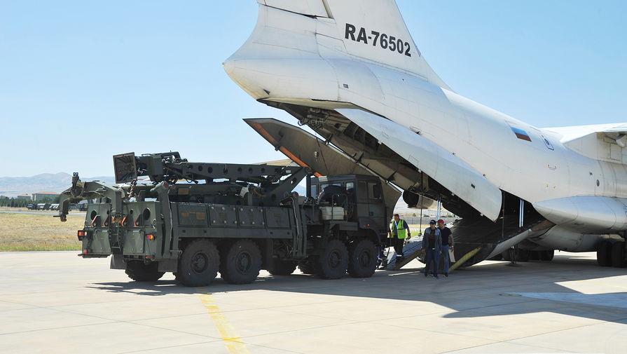 Учения на берегу: Турция испытывает С-400