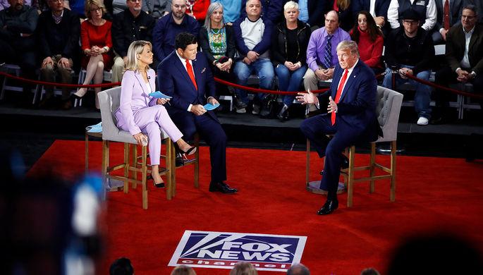 Конфликт трампистов и республиканцев: как Трамп рассорился с Fox News