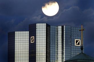 Deutsche Bank скрыл убытки в кризис