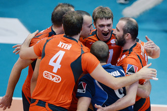 Спустя восемь лет «Локомотив-Белогорье» вернул себе победу в чемпионате России