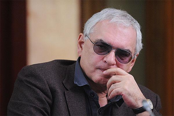 Лауреат Госпремии в области литературы и искусства режиссер Карен Шахназаров