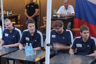 Баскетболисты сборной России уважают своих болельщиков