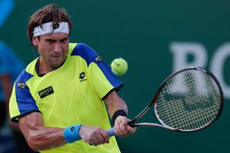 Испанец Давид Феррер ворвался в тройку лидеров рейтинга ATP