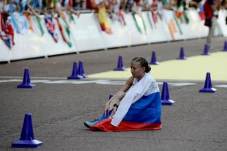 Ольга Каниськина сошла с дистанции