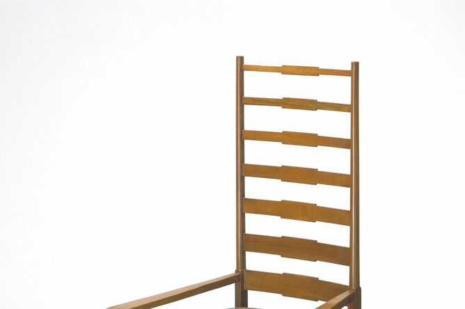 Чарльз Ренни Макинтош. Кресло