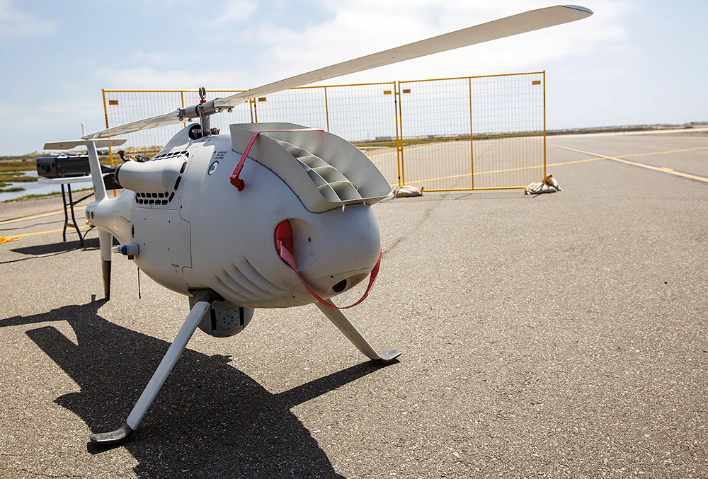 U. S. Unmanned Aerial Systems - Federation of American.