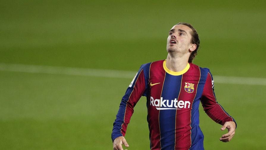 Барселона с трудом пробилась в 1/8 финала Кубка Испании