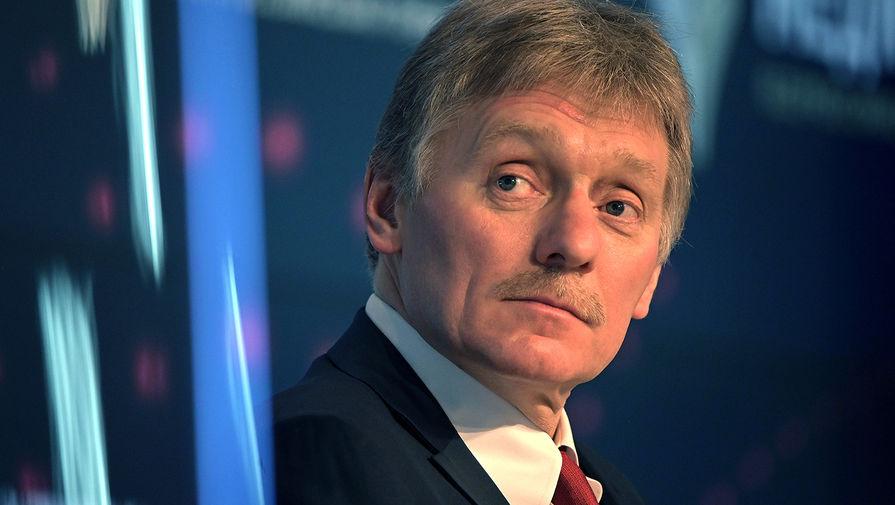 Песков: Россия не намерена учитывать заявления США по несогласованным акциям в РФ