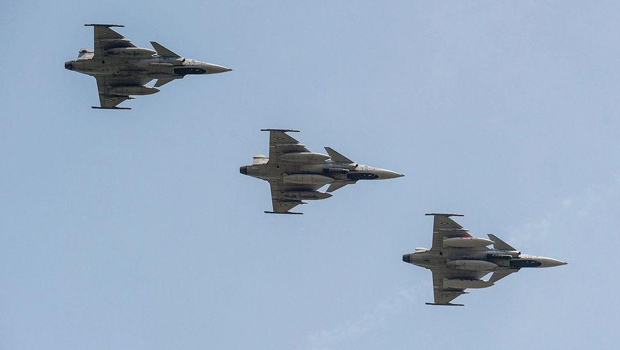 На случай войны с Россией: в Швеции разработали план для ВВС Финляндии