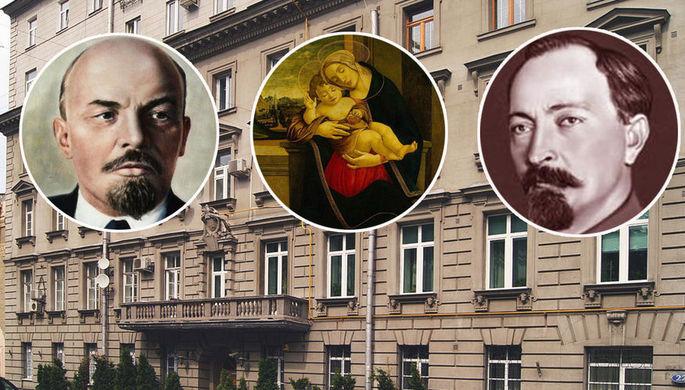 «Боялись анархистов»: как Ленин спасал «Мадонну»