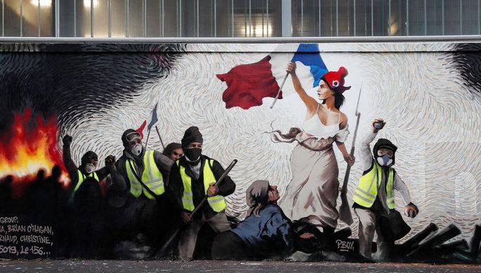 Бунт простаков: почему во Франции не будет революции