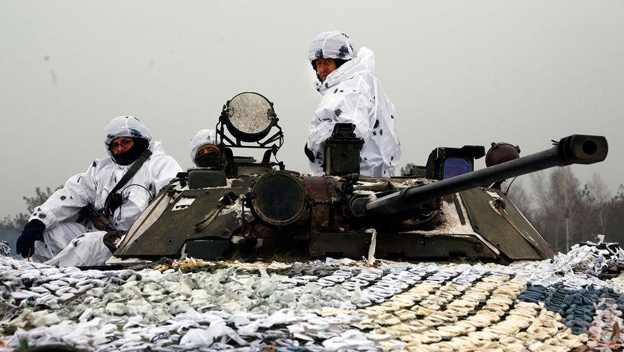 По стандартам НАТО: Украина строит военные базы в Донбассе