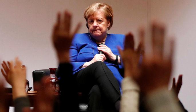 «Меркель проиграла»: кто рвется во власть в Германии