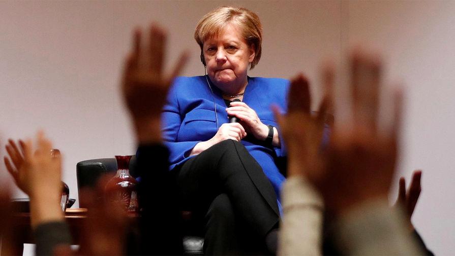 """Кто заменит """"преемницу"""" Ангелы Меркель на посту лидера ХДС"""