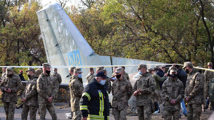 «Бардак»: депутат Рады обвинил власти в крушении Ан-26