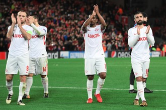 «Спартак» проиграл «Ливерпулю» со счетом 0:7