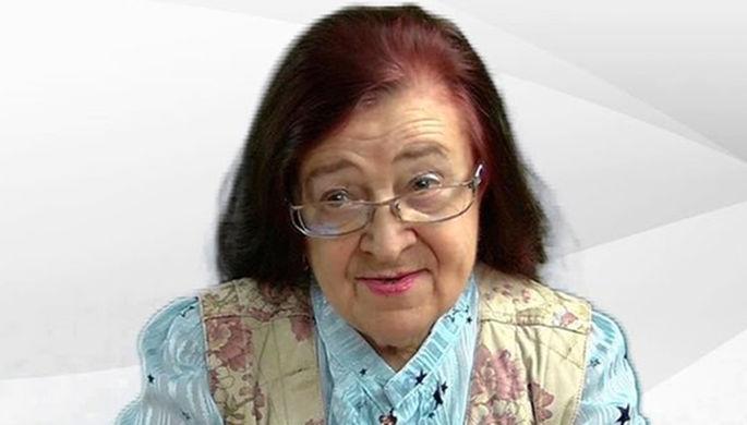 Флера Салиховская (кадр из видео)