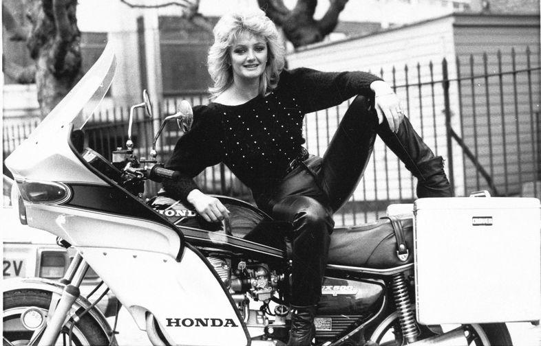 Бонни Тайлер, Англия, 1983 год