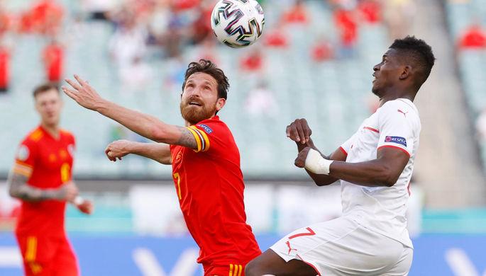 Позор: Турция проиграла третий матч Евро Швейцарии