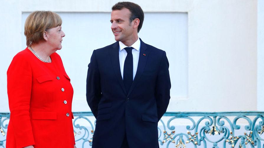Война на Балканах? Макрон и Меркель поделят Косово и Сербию