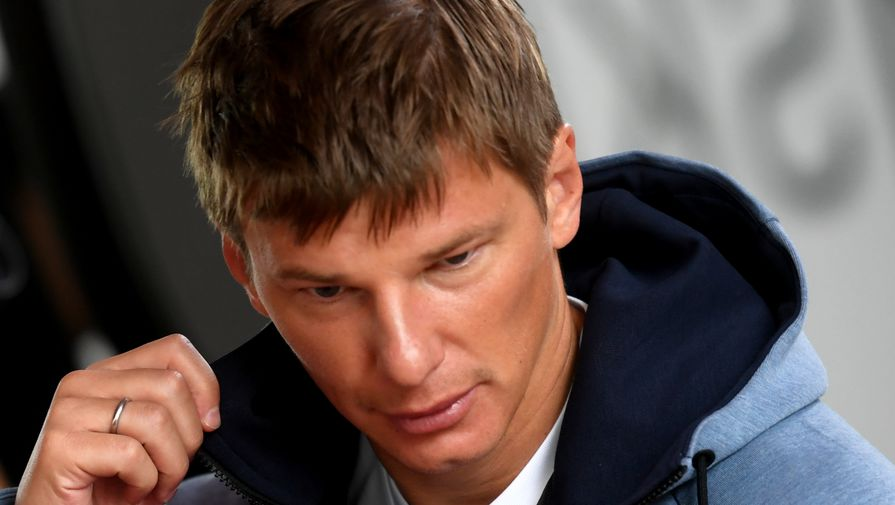Полузащитник «Кайрата» Андрей Аршавин